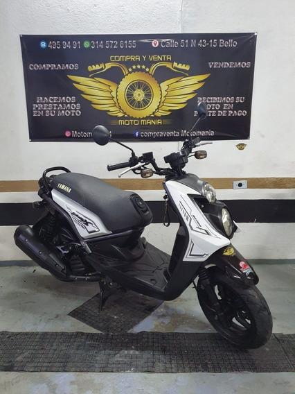 Yamaha Bws X 125 Mod 2017 Papeles Nuevos Traspaso Incluido