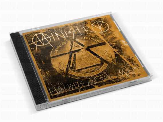 Ministry - Houses Of The Molé Cd Brasil Industrial