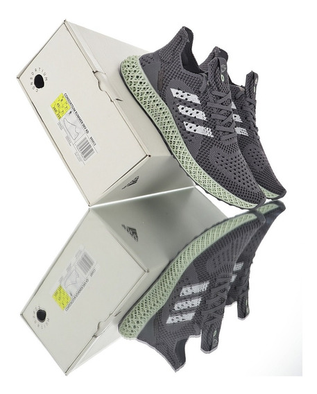 Sneakersnstuff X adidas Futurecraft 4d Sns