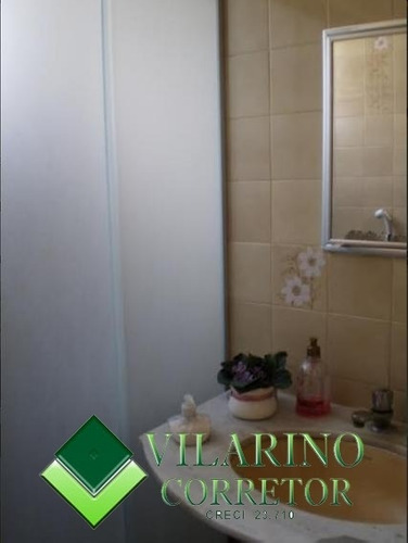 Imagem 1 de 15 de Apartamento Duas Vagas - 1162v