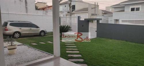 Casa Com 3 Dormitórios À Venda, 187 M² Por R$ 690.000 - Giardino D  Itália - Itatiba/sp - Ca1523
