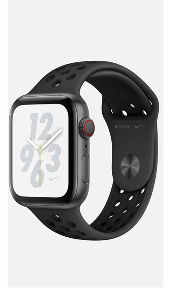 Apple Watch 4 44mm Gps Celular Nike No Brasil!! Top!!