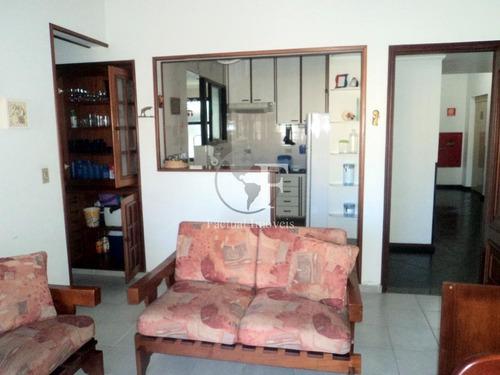 Apartamento Com 3 Dormitórios À Venda, 88 M² Por R$ 320.000,00 - Enseada - Guarujá/sp - Ap8172