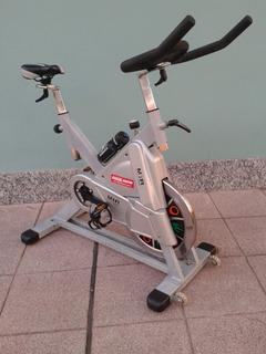 Bicicleta Fija De Spinning Profesional - Excelente Estado Y Funcionamiento