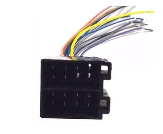 Conector Chicote Soquete Plug Fic Macho 16 Vias Universal