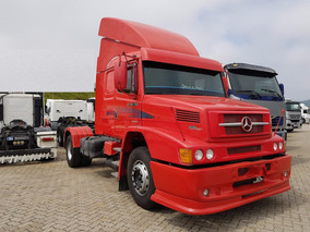 Mercedes-benz Mb 1634 4x2 Ano 2007