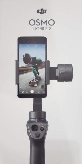 Filmagem Profissional Osmo 2 Dji Com Seu Celular