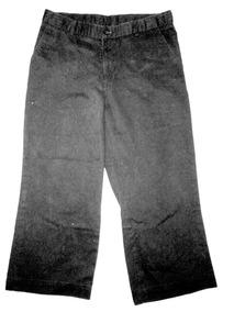 Clothing, Shoes & Accessories Nuevo Calvin Klein Elegante Negro Pantalones Suits & Suit Separates