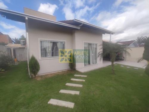 Imagem 1 de 15 de Casa No Bairro Perequê Em Porto Belo Sc - 2895