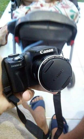 Camera Fotografica Canon Sx 500 Is