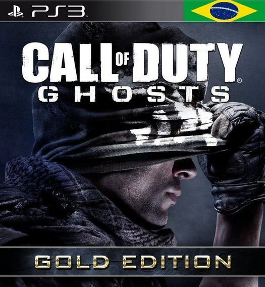 Call Of Duty Ghosts Ps3 Midia Digital Play 3 Top