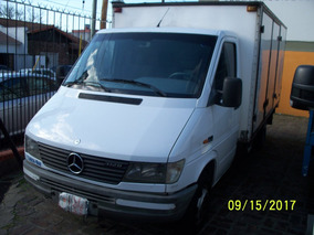 Mercedes Benz Sprinter 412 Con Caja