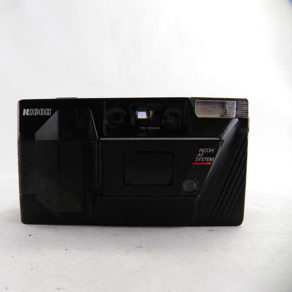 Câmera Fotográfica Antiga Ricoh Af-45 - No Estado