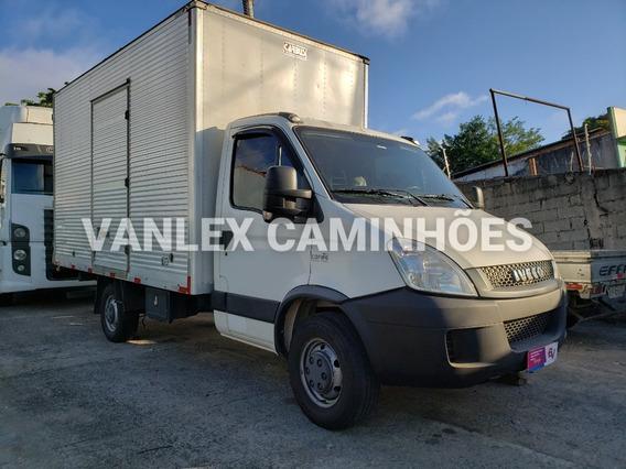 Iveco Daily 35s14 Bau Pick Up Camionete Caminhonete