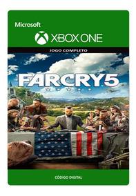 Far Cry 5 - Farcry 5 Xbox One Código 25 Dígitos