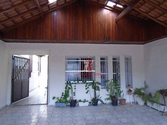 Casa Residencial À Venda, Boqueirão, Praia Grande. - Ca0127