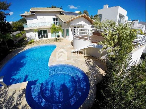 Casa Á Venda E Para Aluguel Em Alphaville - Ca000132