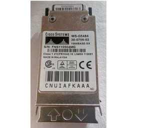 Gbic Cisco Ws G5486 1000base Lx Fibra Tica Single Mode 10km