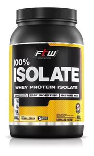 Whey Protein Concentrado Ganho Massa + Brinde Ftw 900g