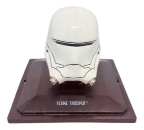 Imagem 1 de 8 de Coleção Capacetes Star Wars Edição 46 - Flametrooper
