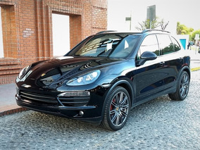 Porsche Cayenne 4.8 S V8 Tiptronic 8v At