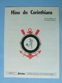 Partitura Piano: Hino Do Corinthians
