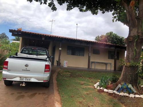 Chácara À Venda, 800 M² Por R$ 300.000,00 - Pr-090, 445, Alvorada Do Su - Alvorada Do Sul/pr - Ch0182
