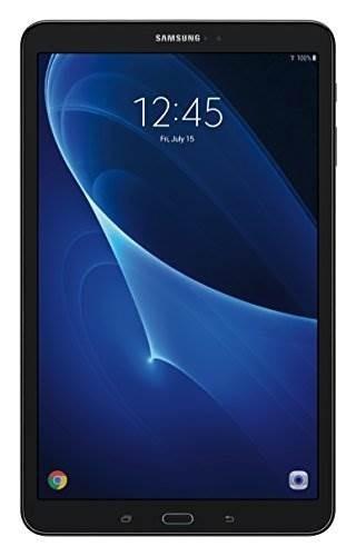Imagen 1 de 7 de Tableta Samsung Galaxy A Sm-t580nzkaxar 10.1 Pulgadas, 16 Gb