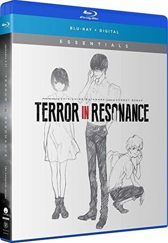 Blu-ray Terror In Resonance: Complete Series