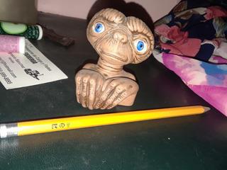 E.t El Extraterrestre, Figura De Porcelana