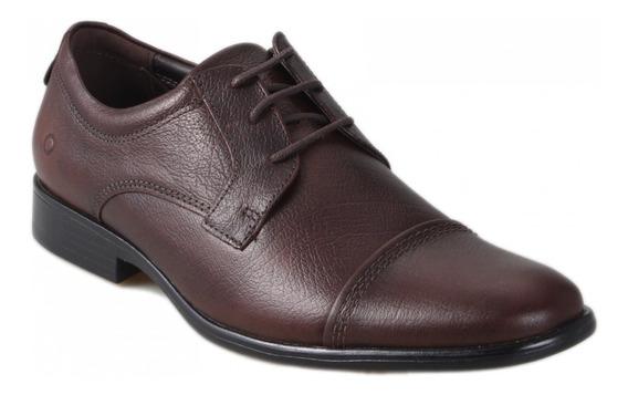 Sapato Masculino Democrata Trento 118106-002 Mouro