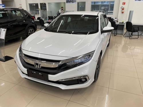 Honda Civic 2.0 Exl 16v Flexone Exl 4p Cvt 2020/2021 0km