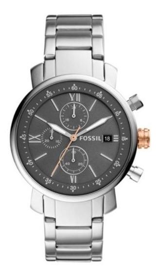 Relógio Fossil Prata | Pronta Entrega Bq2318