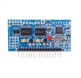 Módulo P/ Inversor Gerador Onda Senoidal Pura Egs002 Ir2110.