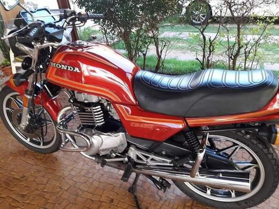 Honda Cb 450 - Raridade