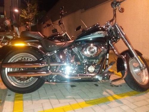 Imagem 1 de 15 de Harley Davidson Fatboy Flstf