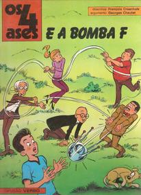 Os 4 Ases E A Bomba F