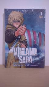 Vinland Saga Vol. 1 Novo E Lacrado
