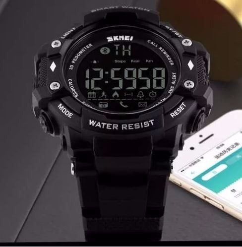 Relogio Bluetooth Smart Watch Para Android Ios
