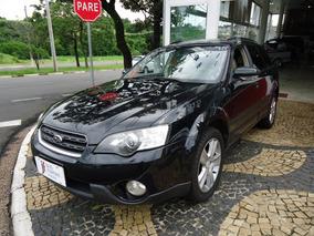 Subaru Outback 3.0 H6 Automática Gasolina Preta