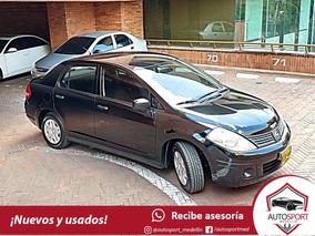 Nissan Tiida - Financiamos Fácil Y Rápido