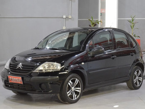 Citroen C3 1.4 Nafta 2005 Color Negro Oportunidad