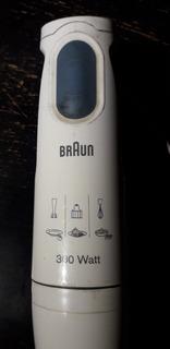 Braun 300 W Licuadora Importada En Microcentro