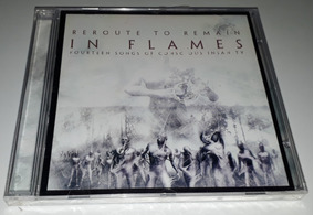 In Flames - Reroute To Remain (cd Lacrado)