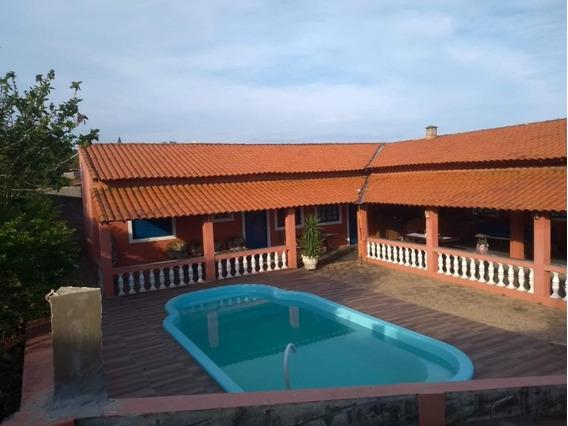 Chácara Com 3 Dormitórios À Venda, 1000 M² Por R$ 290.000 - Loteamento Chácaras Gargantilhas - Campinas/sp - Ch0415
