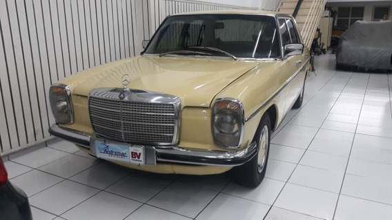 Mercedes Benz 230. 6 Ano 1976