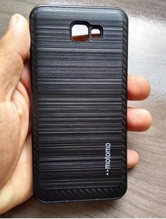 Capa Case Anti Impacto + Pelicula Vidro Galaxy J5 Prime G570