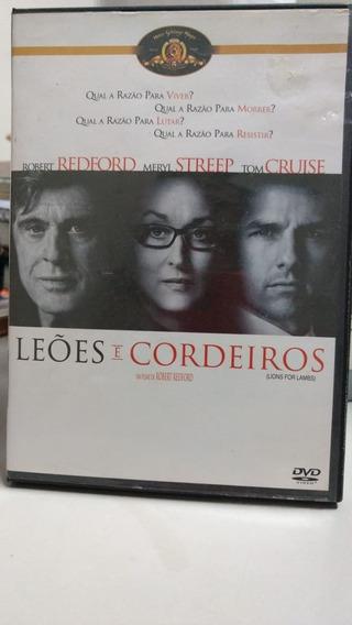 Dvd Leões E Cordeiros