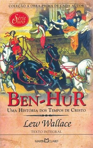 Ben-hur - Uma Historia Dos Tempos De Cristo