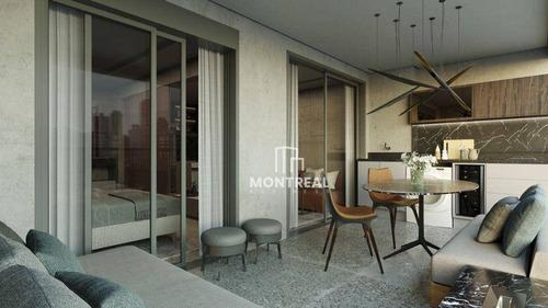 Imagem 1 de 22 de Apartamento À Venda, 43 M² Por R$ 768.200,00 - Vila Mariana - São Paulo/sp - Ap2752